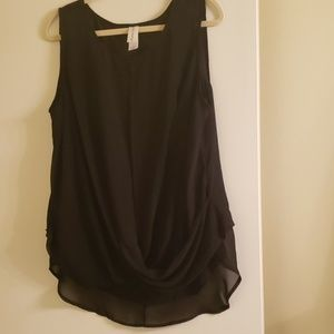 Pure Energy Sexy Sleeveless Blouse